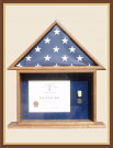 59 Certificate Flag Case