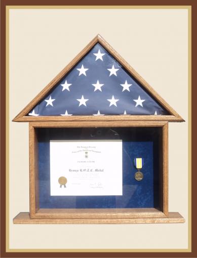 59 Certificate Flag Case